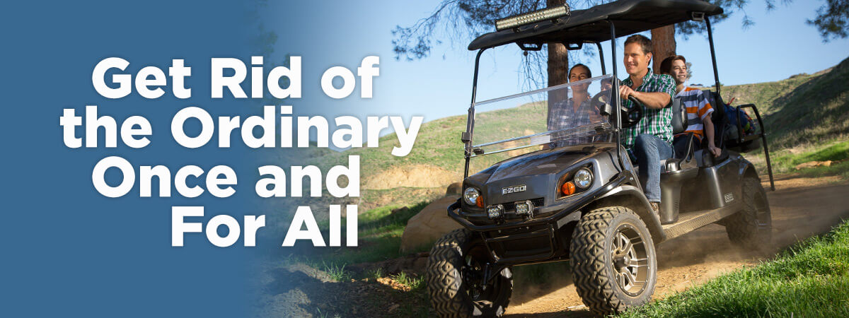 Get Rid of the Ordinary with Mid Florida Golf Cars