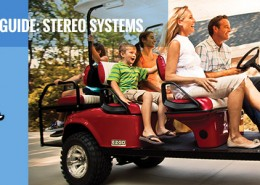 Golf Car Buying Guide: Stereo Systems