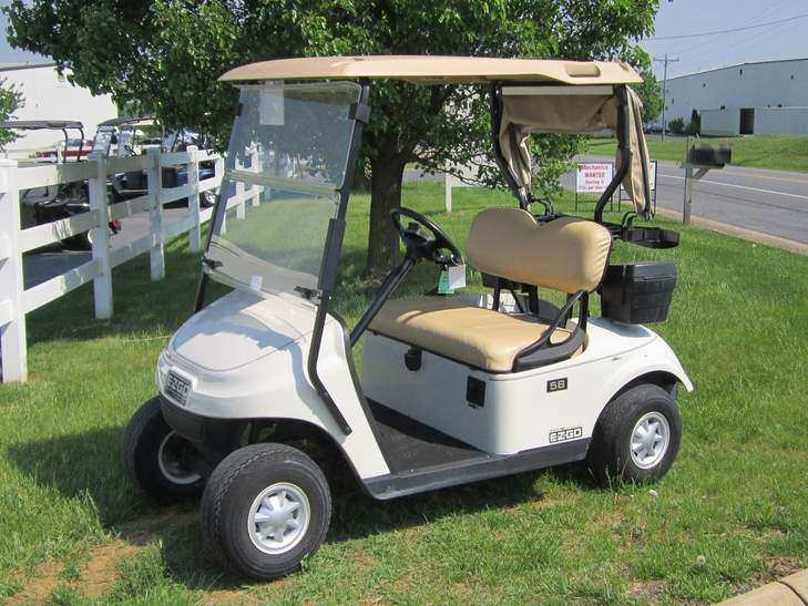 2014 EZGO TXT White Electric - Mid Florida Golf Cars Ezgo Golf Cart All White on white and blue golf cart, white go cart, white custom golf cart, white yamaha golf cart, white gas golf cart, white hummer golf cart,